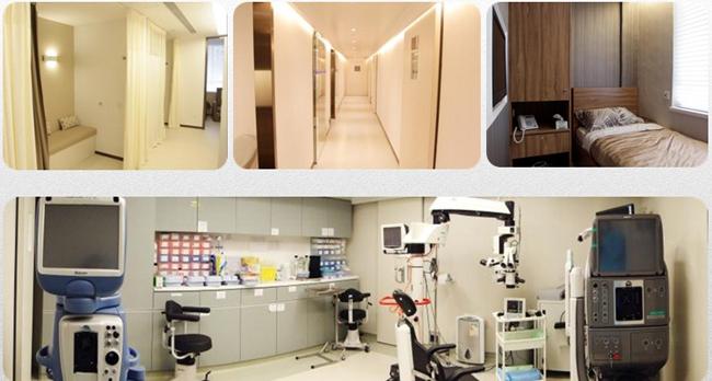 深圳希玛林顺潮眼科医院的总部林顺潮眼科中