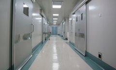 <b>手术室走廊---深圳希玛林顺潮眼科医院</b>