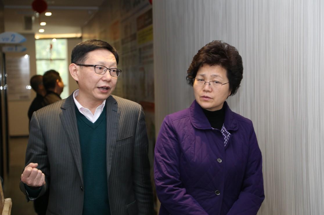 深圳市卫计委蔡立主任