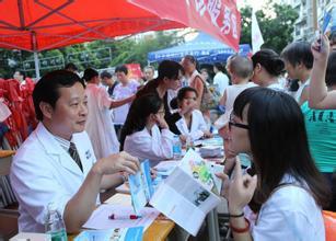 多次参与深圳卫计委组织的义诊活动
