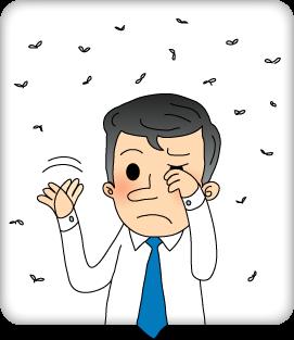 引起飞蚊症的原因是什么