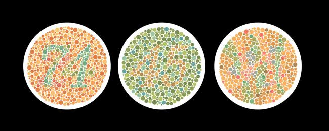 """色盲和色弱 """"另眼""""看世界"""