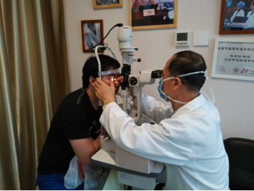 在深圳得了干眼症如何缓解
