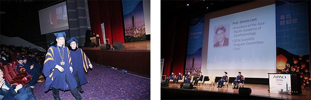 【亚太会议】第31届APAO会长—林顺潮教授行程回顾