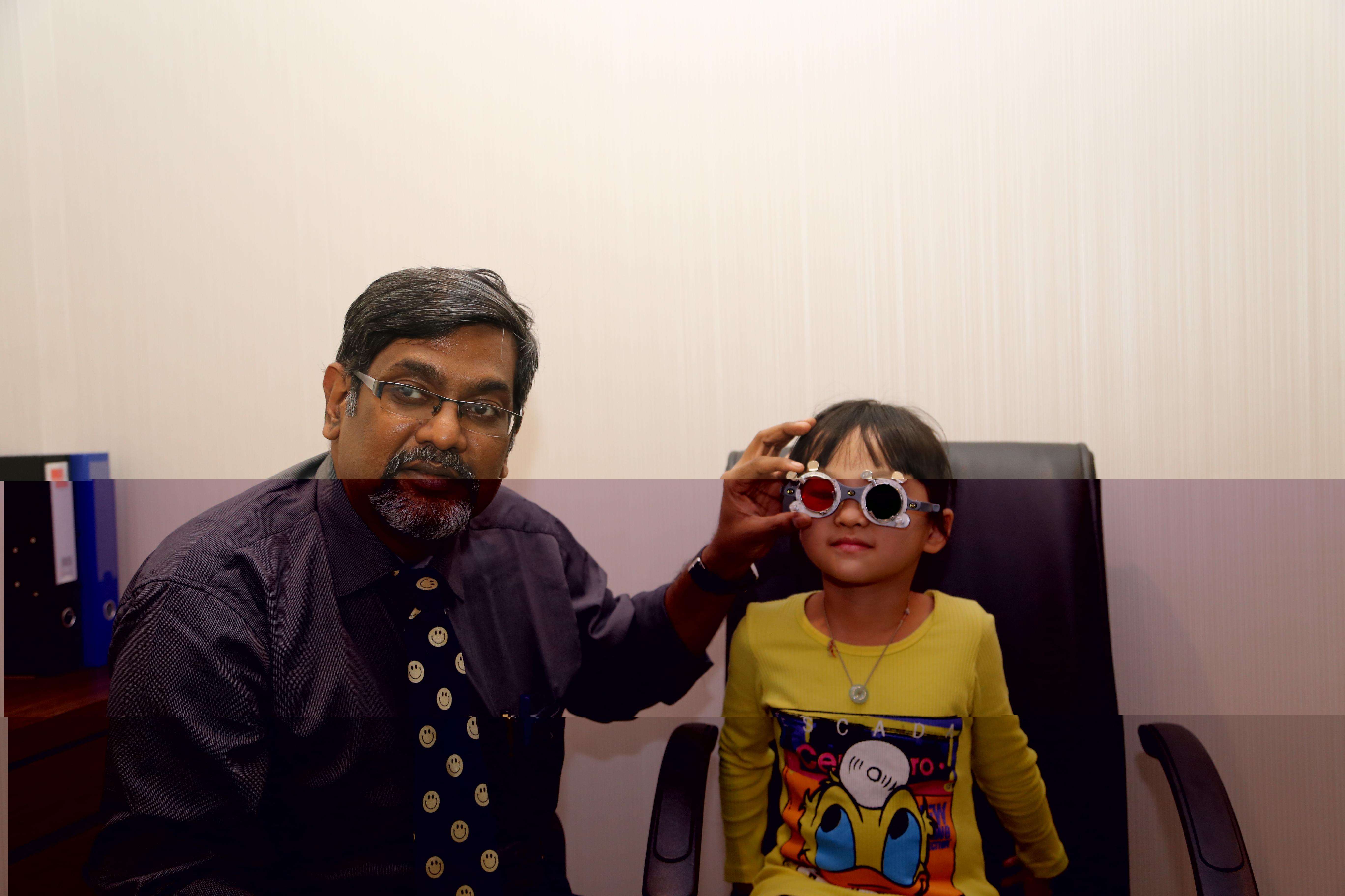儿童近视和弱视有何不同