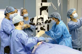 视网膜脱离选择什么方法治疗好?